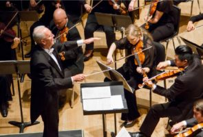 Music Director & Conductor Dr. Marlan Carlson, OSU Otwell Endowed Chair for University Orchestras
